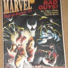 Marvel comics year in Review - 1993 - Bring on the bad Guys! Sabretooth, Venom, NM / M