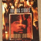 Rolling Stones - Voodoo Lounge photo comic book by Marvel comics - MINT
