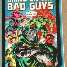 Bring on the Bad Guys paperback book by Marvel Comics - MINT, Dr. Doom, Red Skull, Loki