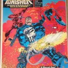 The Punisher Anniversary comic book magazine by Marvel comics - MINT