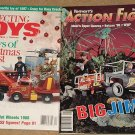 Collecting Toys magazine V5, #6 & Tomart's Action Figure Digest magazine #55, both Nm / Mint