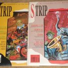 Marvel Comics Strip comic book magazine #6 & #7 - NM - Marshal law