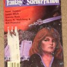 Fantasy & Science Fiction digest paperback book - 1982