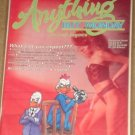 Anything But Monday - The laugh Magazine #1 - NM / MINT