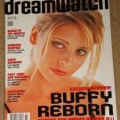 DreamWatch magazine #84 2001 - Buffy, Robots, Dinosaurs, Babylon 5 - NM / MINT
