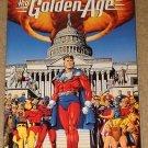 Golden Age TPB trade paperback comic book, DC comics, Nm / MINT