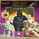 Golden Books Star Wars The Empire Strikes Back Tattoo book - with 20 tattoos! MINT