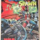 Batman / Spawn - War Devil comic book - deluxe format - MINT