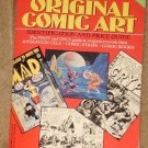 Original Comic Book Art ID and price guide - softcover book