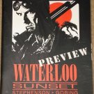 Waterloo Sunset preview comic book magazine - MINT