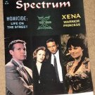Spectrum Magazine #6 - Homicide, X-Files, Xena