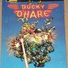 Bucky O'Hare HARDBACK graphic album comic book NM / MINT