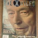 X-Files Official magazine #4 - secrets and sneak previews
