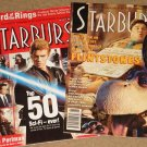 StarBurst - British science fiction Magazine #'s 191, 307