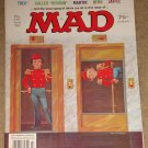 Mad Magazine #216 - 1980 Star Trek, Benson, High school yearbooks