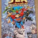 JLA - Justice For All TPB trade paperback comic book, Nm / MINT