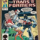 Transformers comic book #7, NM / MINT