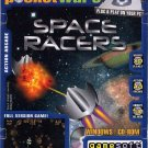 Space Raiders mini-CD PC video game - complete and factory sealed!