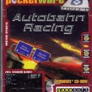 Autobahn Racing mini-CD PC video game - complete and factory sealed!