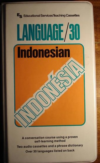Learn indonesian online audio