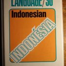 Language / 30 - Learn Indonesian instructional audio cassette tape set