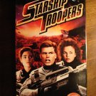 Starship Troopers VHS video tape movie, Denise Richards, Casper Van Dien