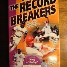 MLB 1998 - The Record Breakers - VHS Baseball - Bonds, McGwire, Sosa, Wells, Clemens, Griffey