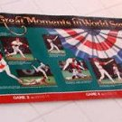 1987 World Series poster / banner - St. Louis Cardinals & Minnesota twins, MINT