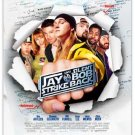 "Jay & Silent Bob Strike Back movie poster, 13 1/2"" x 20"" MINT, Kevin Smith, Jason Mewes"