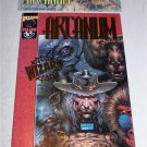 Arcanum 1/2 Limited Wizard Gold edition comic book w/ COA - by Top Cow Comics