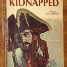 Kidnapped by Robert Louis Stevenson paperback book 1963 Air Mont books