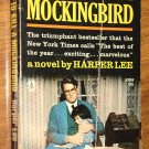 To Kill a Mockingbird by Harper Lee paperback book 1962 Popular Library