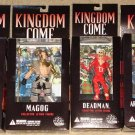 DC Direct Kingdom Come action figures Wave 3 Flash Wonder Woman, Magog, Deadman all MIP