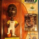 Shaquille O'Neal  (Shaq) bobblehead nodder with basketball card 2001 Playmakers, Inc., MIP