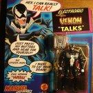 Electronic Venom talking action figure MIP 1991 Toy Biz STILL WORKS! Spider-Man Spiderman