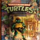 Michaelangelo TMNT Teenage Mutant Ninja Turtle action figure 1988 1st series Toy Biz MIP