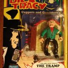 Dick Tracy Coppers & Gangsters The Tramp action figure 1990 Playmates MIP