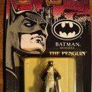 Batman Returns Diecast metal figure - Penguin, Ertl, 1992 MIP