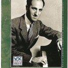2002 Topps American Pie card #103 George Gershwin