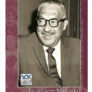2002 Topps American Pie card #96 Thurgood Marshall