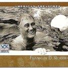 2002 Topps American Pie card #139 President Franklin Delano Roosevelt FDR