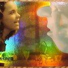 1995 Fleer Ultra Casper Prismatic Foil insert card #1 of 15 NM/M