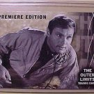 Outer Limits promo promotional card - Adam West NM/M Rittenhouse Batman