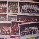 1980 - 81 Topps Hockey Posters assortment - 10 different - Sabres, Flyers, more!