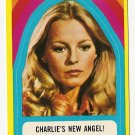 1977 Topps Charlies Angels card sticker #27 Cheryl Ladd Kris Duncan NM/M
