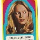1977 Topps Charlies Angels card sticker #28 Cheryl Ladd Kris Duncan NM/M