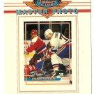 1993 - 1994 Topps Stadium Club Hockey Master Photo card (5x7) Pierre Turgeon #8 NM/M
