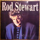 "1996 Rod Stewart concert photo program - jamed with pictures, 12"" x 12"""