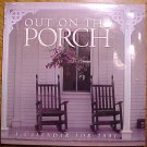 Out on the Porch 2001 Calendar - factory sealed, Norman Rockwell like photos