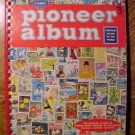 1968 Harris Pioneer World Stamp Album, spiral bound
